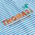 トーマス子供服男性ファッション半袖Tシャツ純綿子供夏服2019新型中大子供ストライプ上着海青130 cm