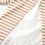 ミニバラガールズ長袖Tシャツ秋新作子供服子供丸初偽2点セット長T黄白色調0231 100