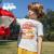 Balenoベネロード子供服2020夏スーパー侠客新型子供Tシャツ半袖夏服純綿トップス00 W米白130 cm(130 cm)