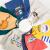 Tutuboy子供服子供の長袖Tシャツ3男の子供用下着春着アニメ百合年齢の男性の赤ちゃんの上着の赤い青色のハンガー110は身長110ぐらいを勧めます。