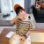 左西子供服男童半袖Tシャツ夏服子供純綿Tシャツゆとり中大童2020新型夏潮橘条約4-5歳サイズ110サイズ身長110センチぐらい