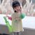 寒い日に着る秋尚の新しい女の子の長袖Tシャツ2020新型子供の純綿春秋の中に長い上着の女性の赤ちゃんの秋の洋風ガーディアンの野球の金の90 cm